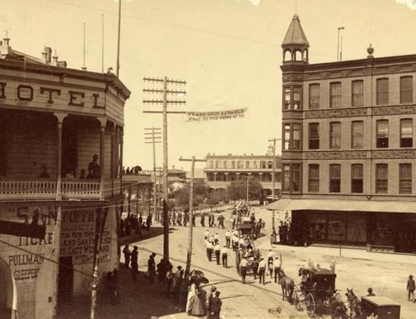 el paso 1890s true west