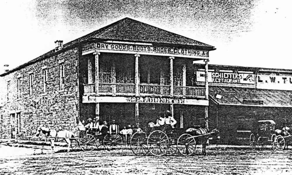 georgetown texas true west