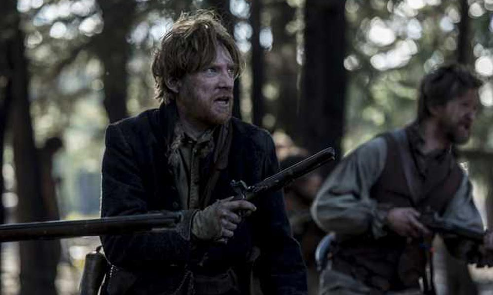 domhnall Gleeson true west the revenant