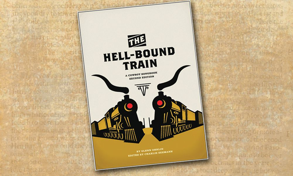 western books the hell-bound train cowboy songbook true west