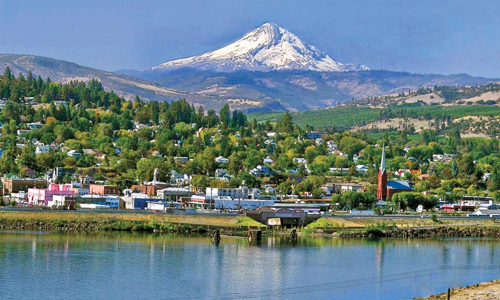the dalles oregon mount hood