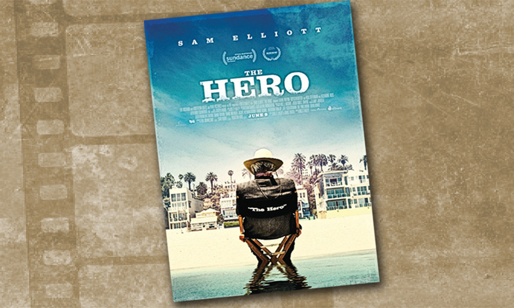 The hero western film true west