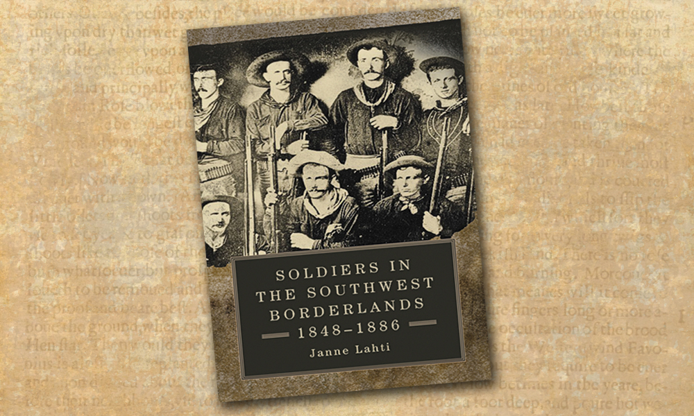 Troopers Soldiers Army Civil War Biographies Southwest True West