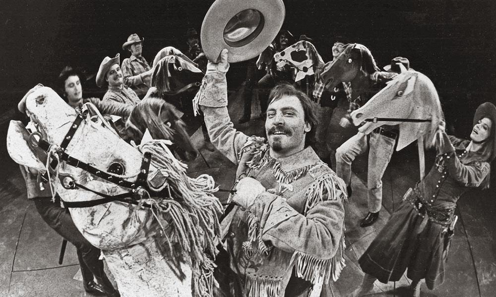 Buffalo Bill Cody Hollywood Western Films True West