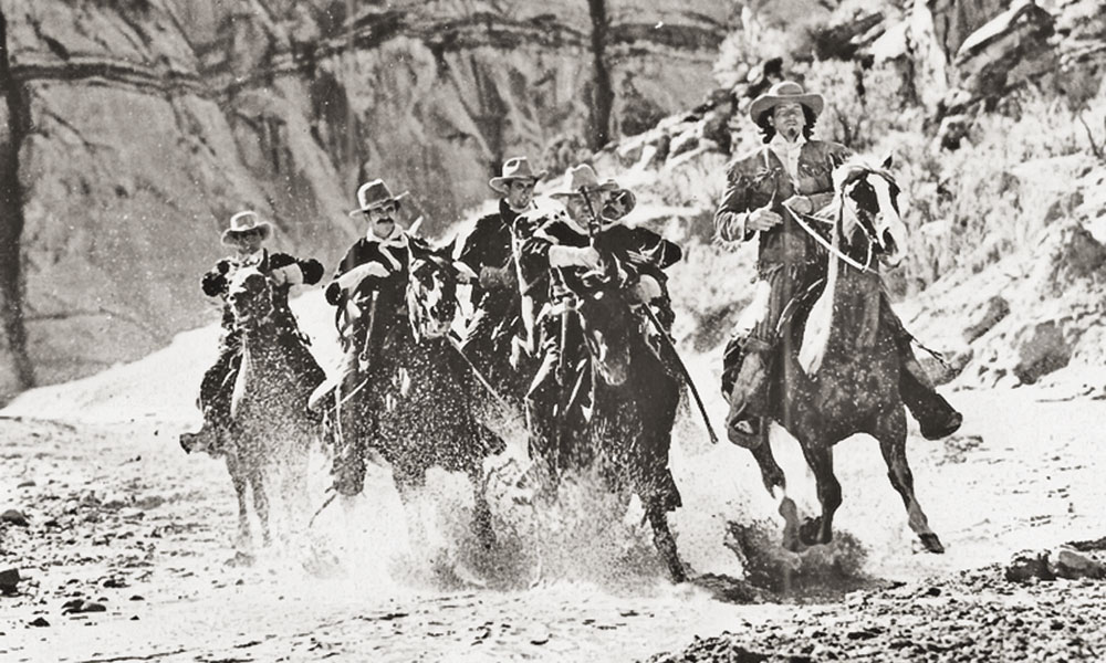 Buffalo Bill Cody Hollywood Western Films True West
