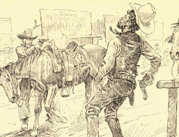 curly bill and jim wallace true west