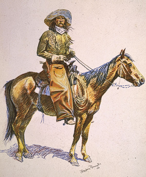 name phrases western westerner johnny lingo cowpuncher true west