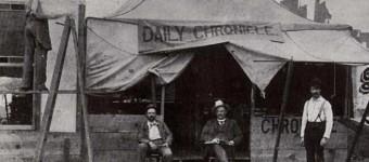frontier newspapers true west