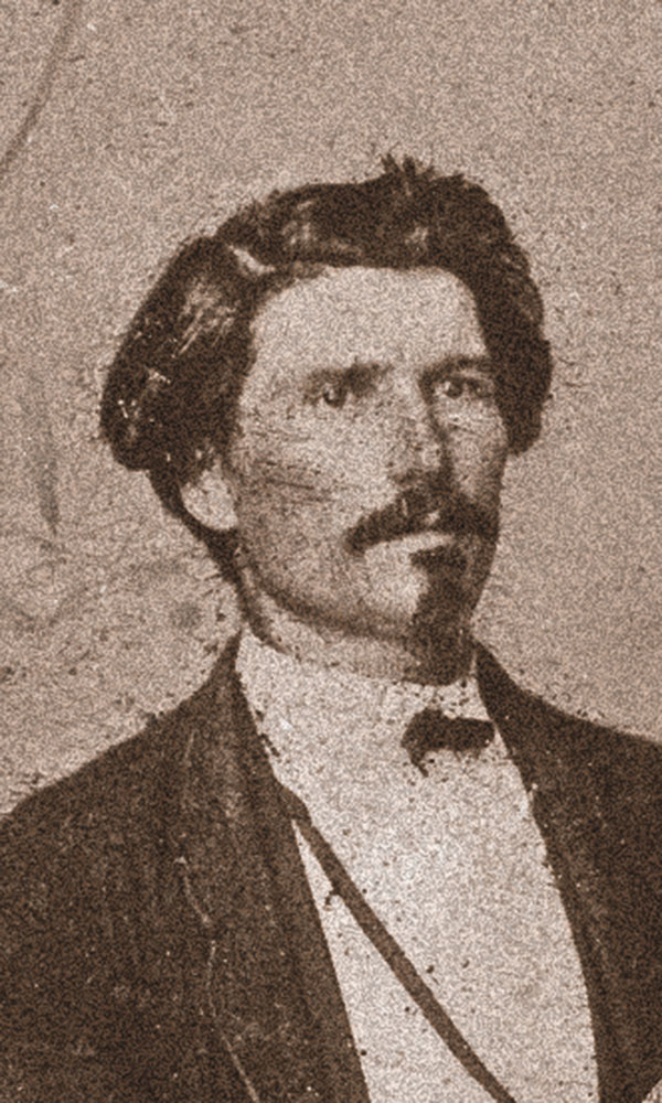 Joseph Hardin Clements Gunfighter True West