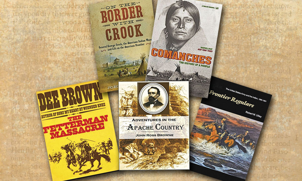 Andrew McBride Western Novels True West