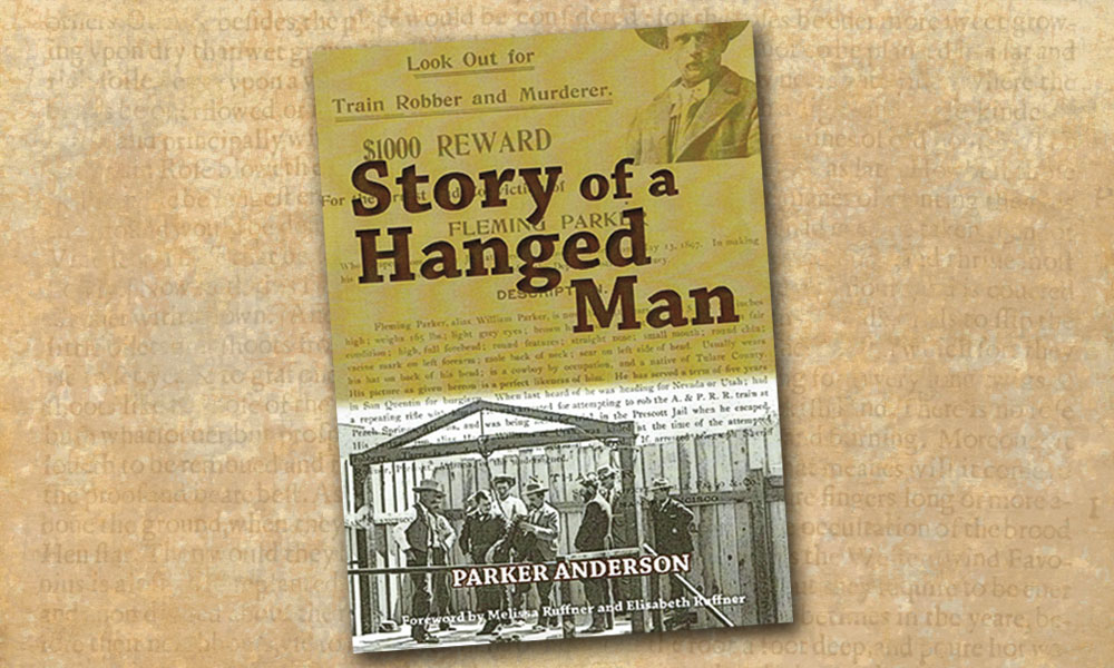 Story of a hanged man arizona outlaw fleming parker true west