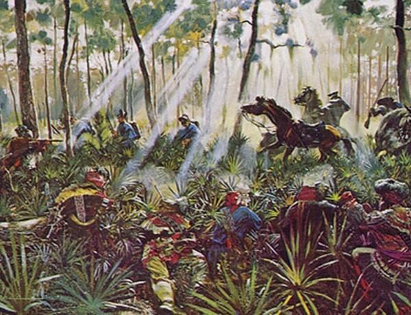 the dade massacre true west