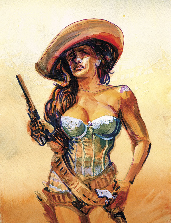 frontier wonder woman sarah bowman true west