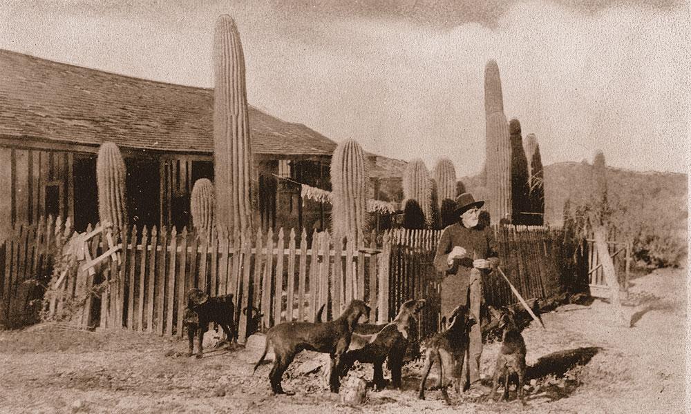 Spanish entrada western legend doug hocking true west