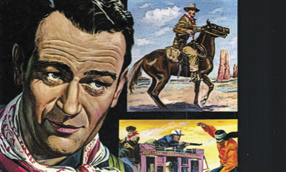 John Wayne Western Films Hollywood Actor True West