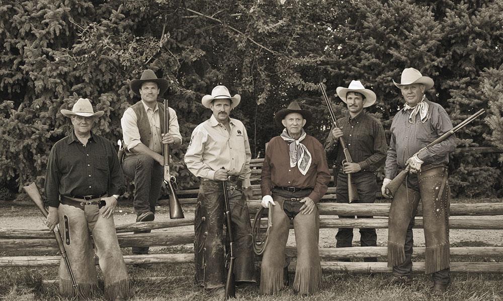 Hamley Saddles true west