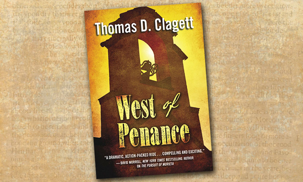 West of Penance Western Reads Books Novel True West