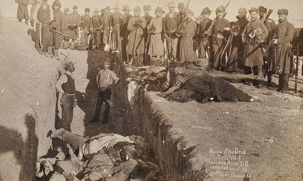 Indian Newspaper War True West