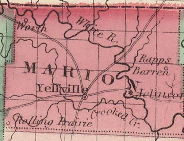 Marion true west