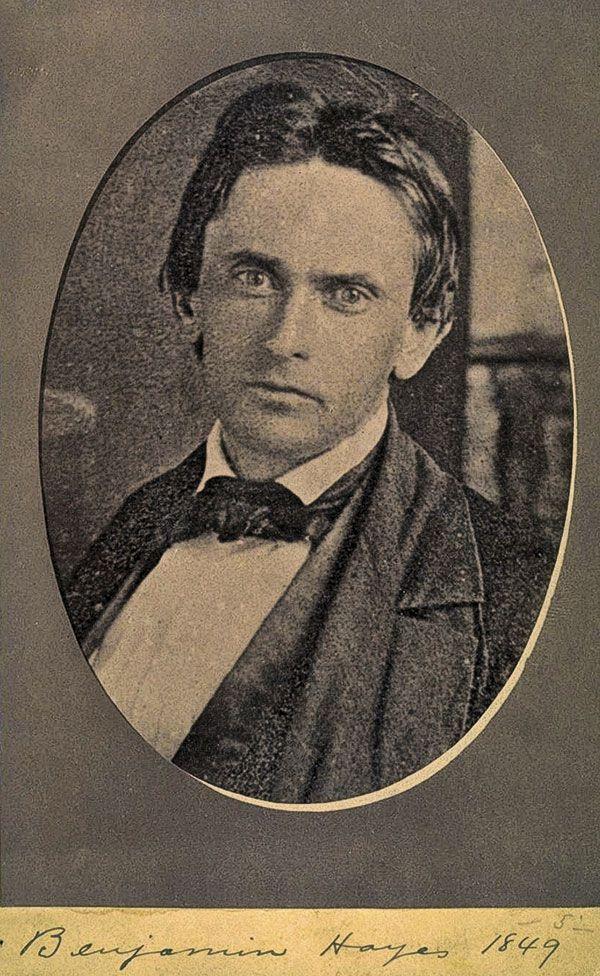 Benjamin Hayes Californio True West