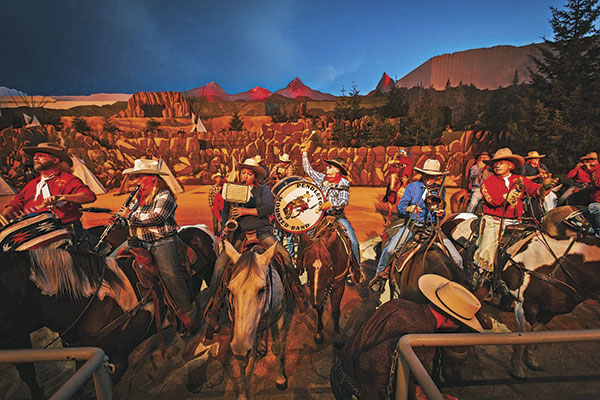 Western events September 2017 true west