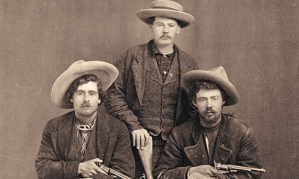 Cowboys cowboy john kinney curly bill true west