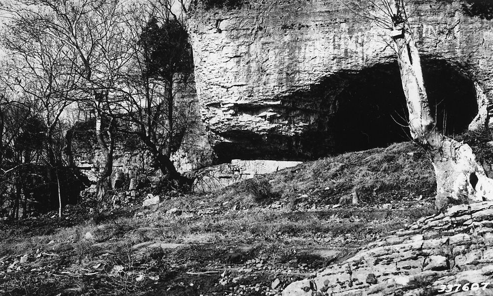 james ford cave in the rock true west