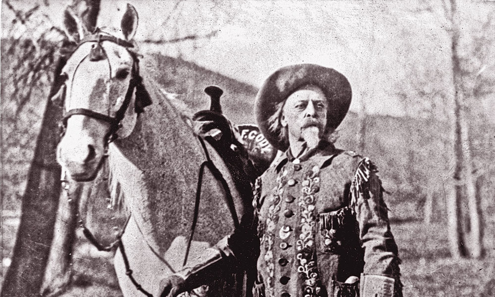 Buffalo Bill Brigham Lucretia Borgia True West