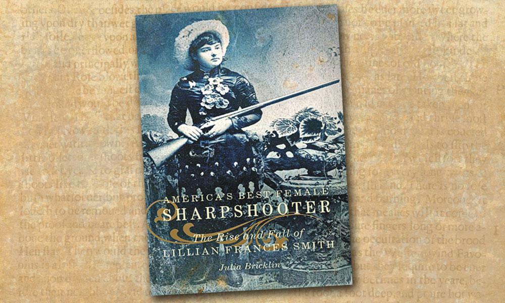 Winona Lillian Frances Sharpshooter true west