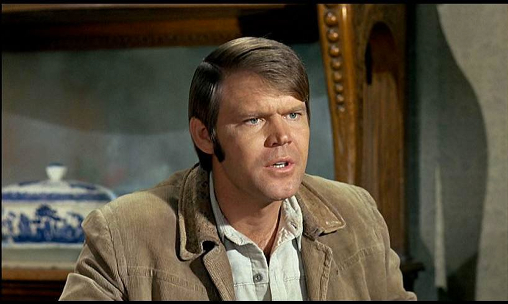 glen campbell in true grit true west