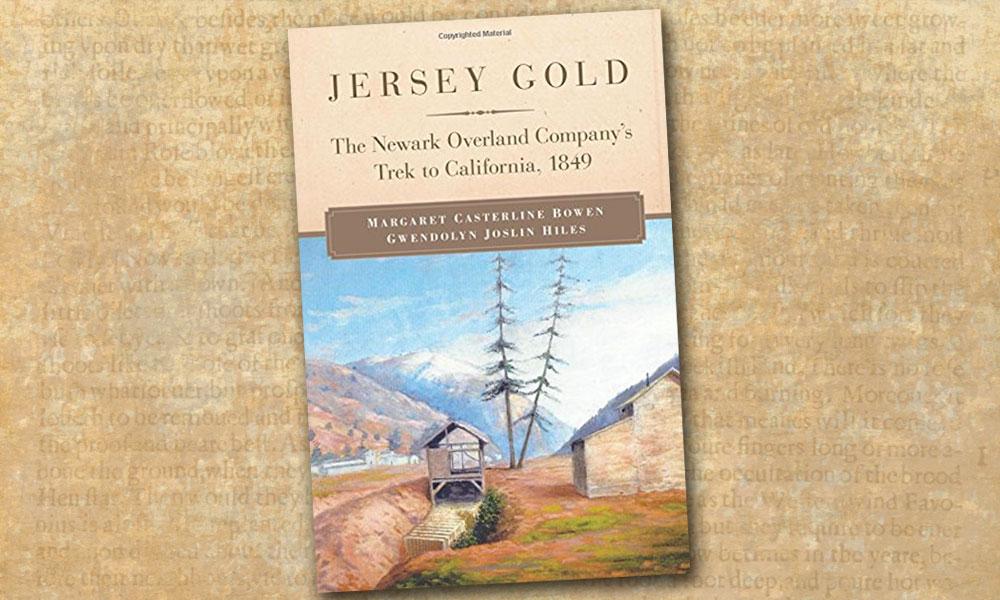Jersey Gold Western Books True West