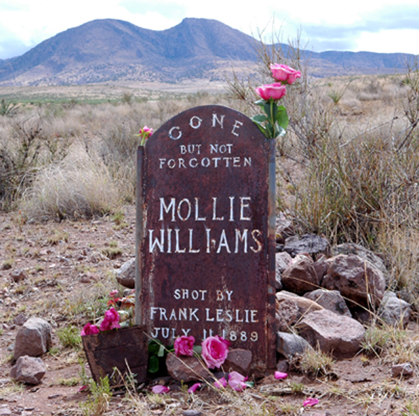 Mollie True West