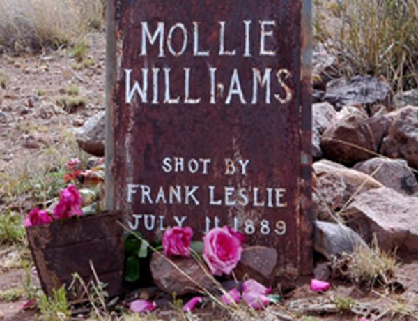buckskin frank mollie true west
