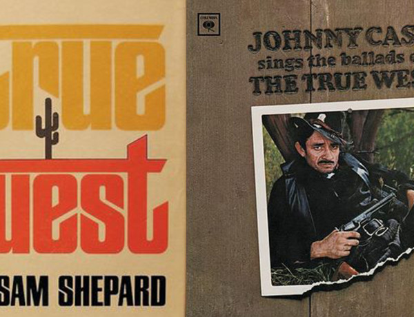 true west johnny cash sam shepard