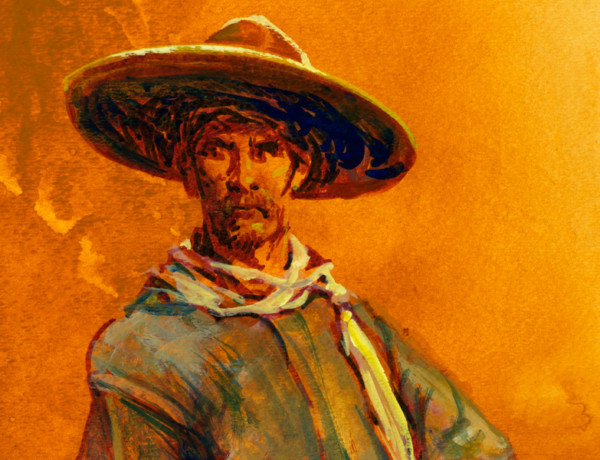 will C. Barnes true west