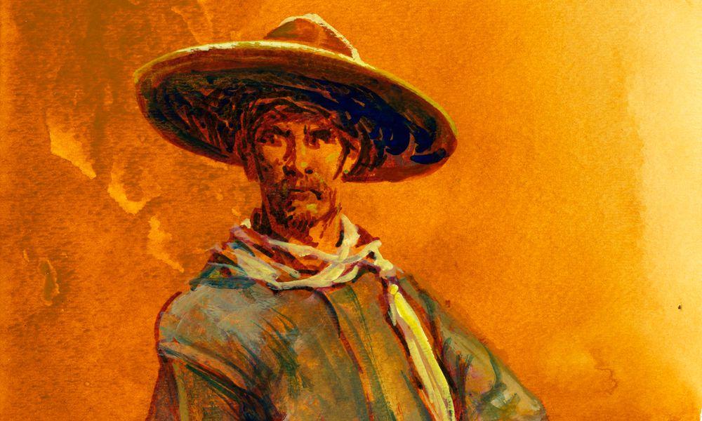 will C. Barnes true west