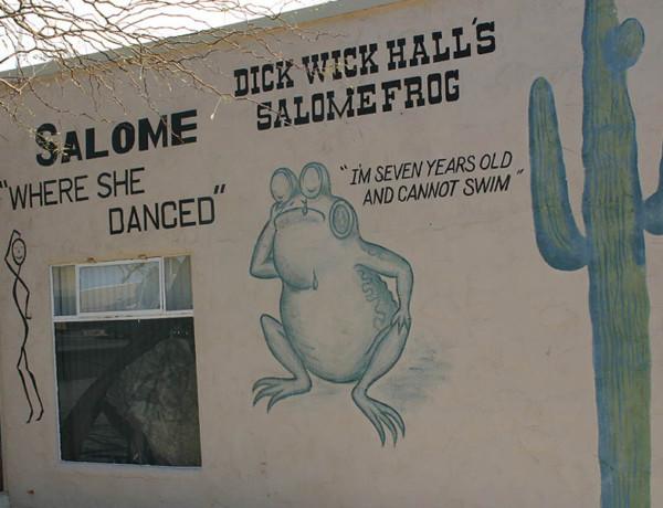 dick wick hall true west