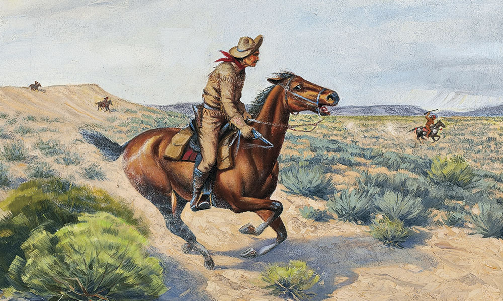 Pony Express True West