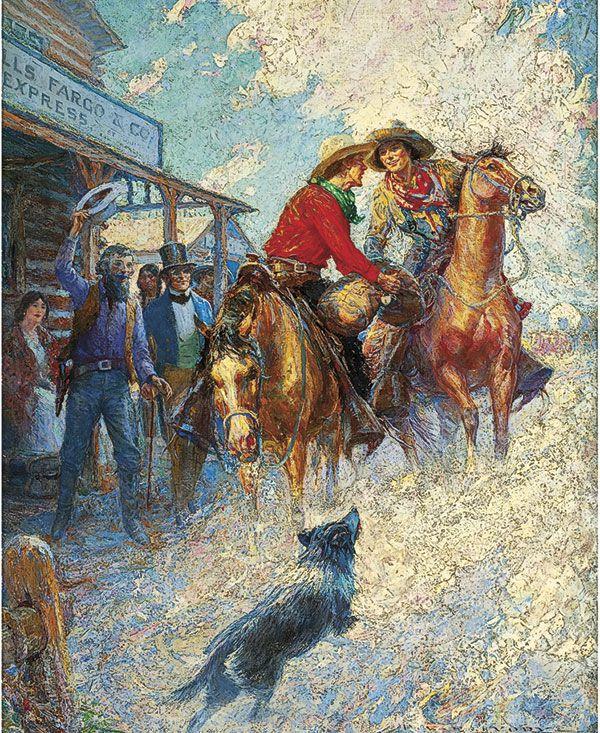 Pony Express True West