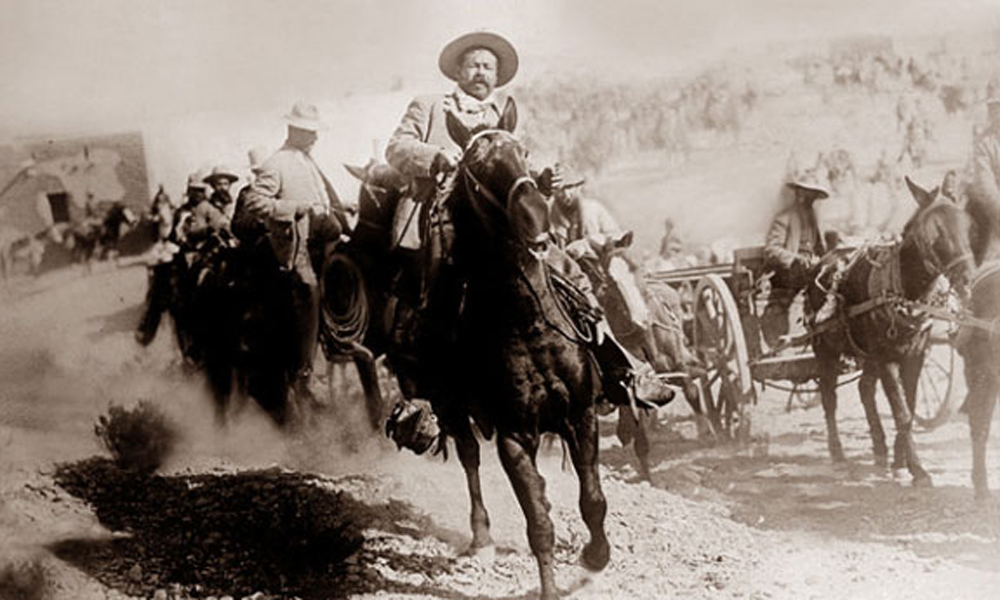 pancho villa true west