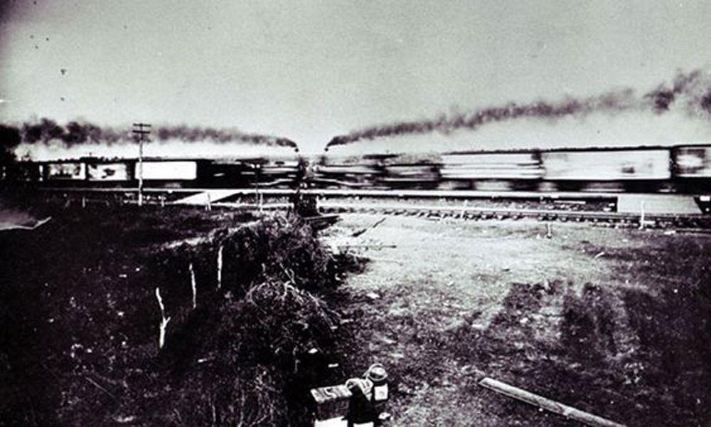 ghost train true west