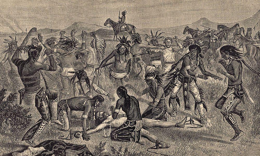 Mystery man native american history buckskin frank leslie true west