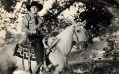 Johnny Mack Brown true west