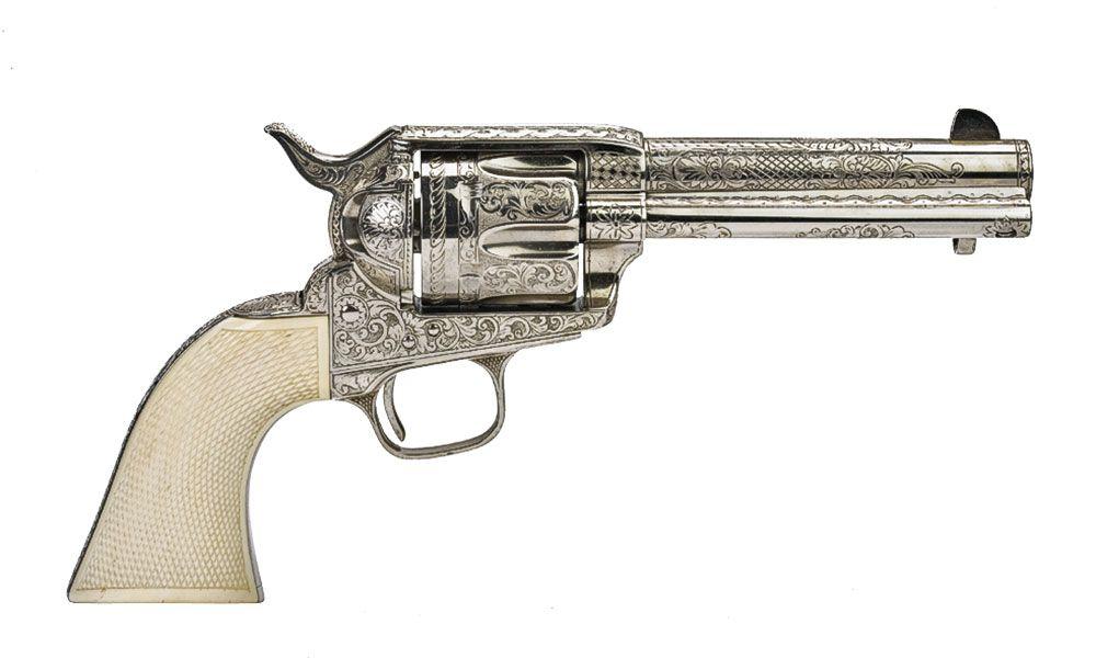 Firearms Guns True West