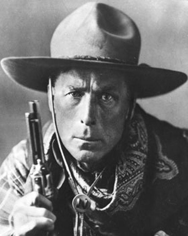 William S. Hart True west