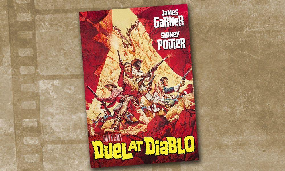 Duel Diablo Western Movies Film Review True West