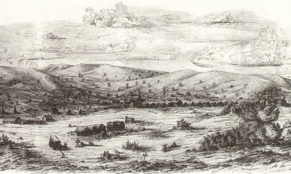 Fort Griffin True West