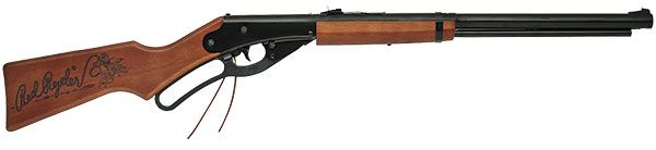 Red Ryder BB Gun True West
