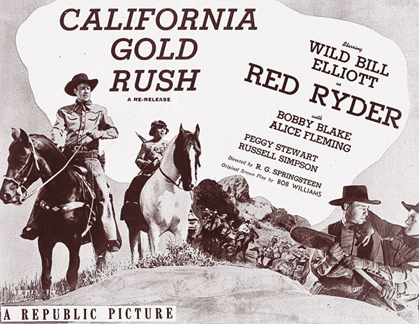 Red Ryder BB Gun True West