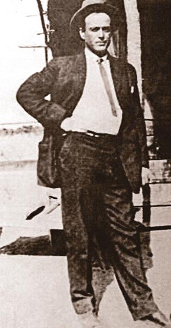 Albert Behan True West